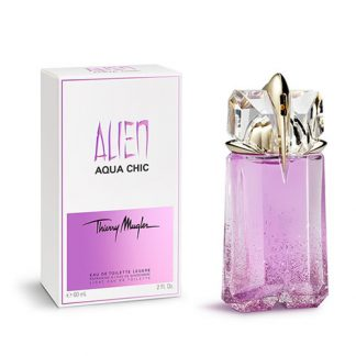 THIERRY MUGLER ALIEN AQUA CHIC LEGERE EDT FOR WOMEN