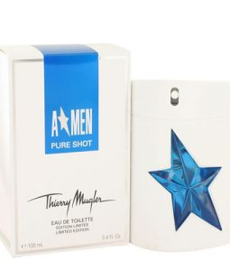 THIERRY MUGLER A MEN PURE SHOT EDT FOR MEN