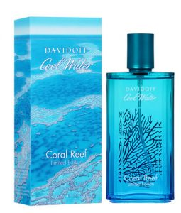 DAVIDOFF COOL WATER CORAL REEF LIMITED EDITION EDT FOR MEN