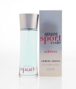 GIORGIO ARMANI CODE SPORT ATHLETE EDT FOR MEN