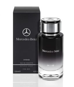 MERCEDES BENZ INTENSE EDT FOR MEN