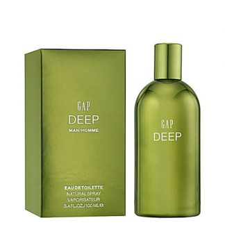 GAP DEEP HOMME EDT FOR MEN