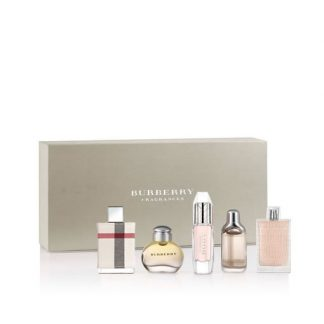 BURBERRY TRAVEL EXCLUSIVE MINIATURE GIFT SET FOR WOMEN