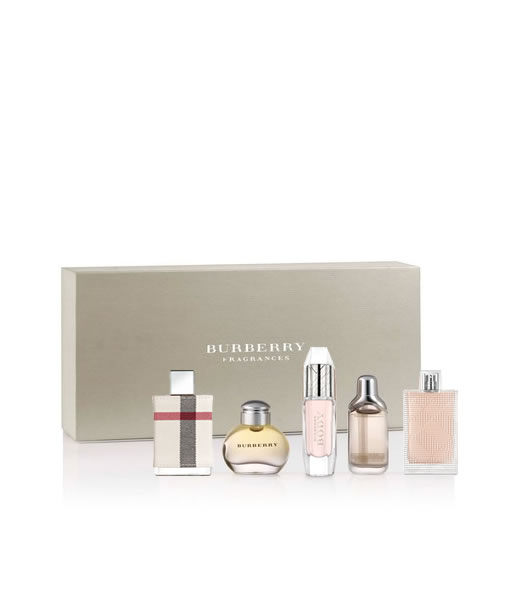 BURBERRY TRAVEL EXCLUSIVE MINIATURE GIFT SET FOR WOMEN PerfumeStore Malaysia