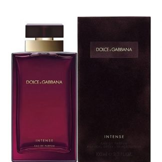 D&G DOLCE & GABBANA INTENSE EDP FOR WOMEN