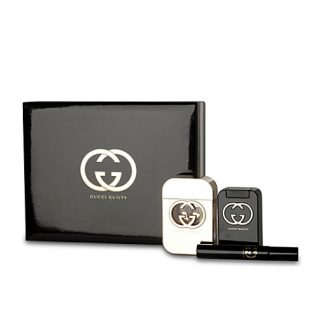 GUCCI GUILTY EDP 3 PCS GIFT SET FOR WOMEN