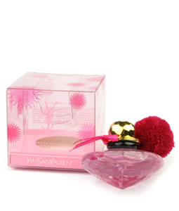 YVES SAINT LAURENT BABY DOLL POMPOMS COLLECTOR LIMITED EDITION EDT FOR WOMEN