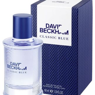 DAVID BECKHAM CLASSIC BLUE EDT FOR MEN