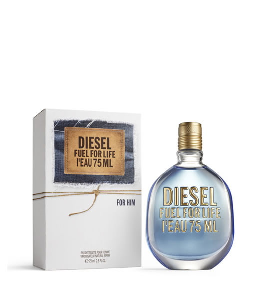 diesel fuel for life l 39 eau pour homme edt for men. Black Bedroom Furniture Sets. Home Design Ideas