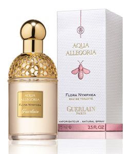 GUERLAIN AQUA ALLEGORIA FLORA NYMPHEA EDT FOR WOMEN