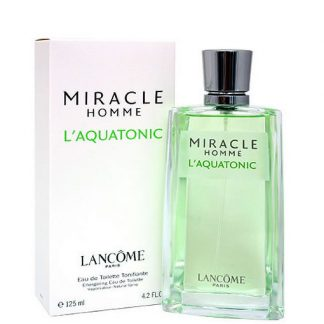 LANCOME MIRACLE HOMME L'AQUATONIC EDT FOR MEN