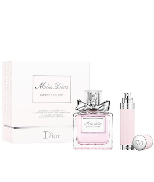 c3bcc141 CHRISTIAN DIOR MISS DIOR BLOOMING BOUQUET 2 PCS TRAVEL SET FOR WOMEN