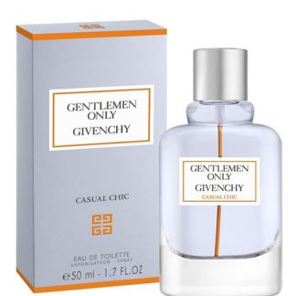 GIVENCHY GENTLEMEN ONLY CASUAL CHIC EDT FOR MEN
