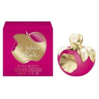NINA RICCI LA TENTATION DE NINA LIMITED EDITION EDT FOR WOMEN