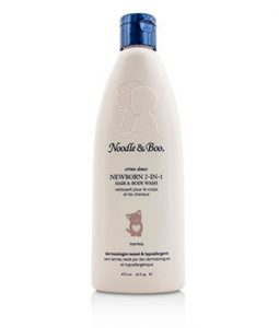 NOODLE & BOO NEWBORN 2-IN-1 HAIR & BODY WASH 473ML/16OZ