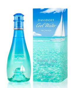 DAVIDOFF COOL WATER SUMMER SEAS LIMITED EDITION EDT FOR WOMEN