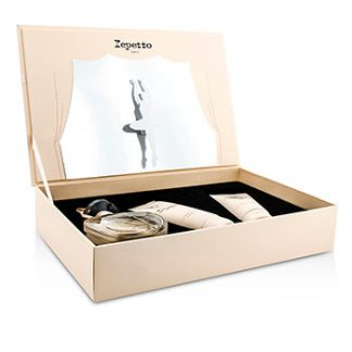 REPETTO REPETTO COFFRET 3PCS GIFT SET FOR WOMEN