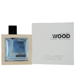 DSQUARED2 HE WOOD OCEAN WET WOOD POUR HOMME EDT FOR MEN
