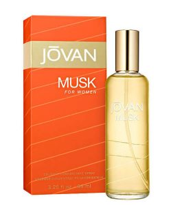 JOVAN MUSK COLOGNE CONCENTRATE EDC FOR WOMEN