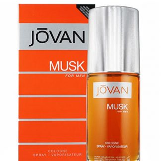 JOVAN MUSK COLOGNE EDC FOR MEN