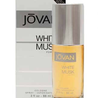 JOVAN WHITE MUSK COLOGNE EDC FOR MEN