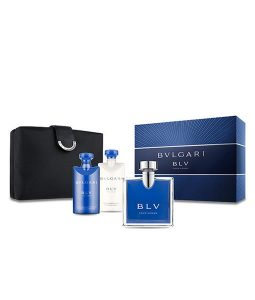 BVLGARI ROMA BLV GIFT SET FOR MEN