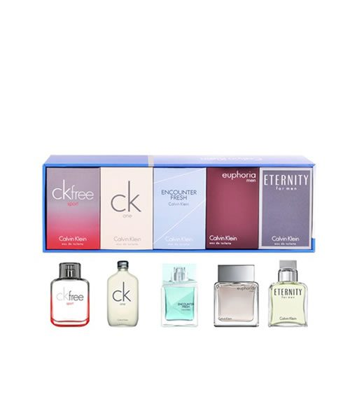 3e234444dd6a0 CALVIN KLEIN CK DELUXE FRAGRANCE TRAVEL COLLECTION GIFT SET FOR MEN ...