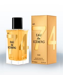 ICEBERG EAU DE ICEBERG OUD EDT FOR MEN