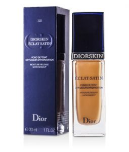 CHRISTIAN DIOR DIORSKIN ECLAT SATIN -   300 MEDIUM BEIGE 30ML 1OZ 8d94cbd73a5