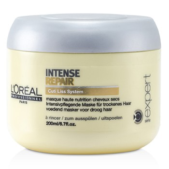 L'OREAL PROFESSIONNEL EXPERT SERIE - INTENSE REPAIR MASQUE (DRY HAIR) 200ML/6.7OZ