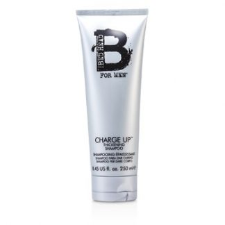 TIGI BED HEAD B FOR MEN CHARGE UP THICKENING SHAMPOO 250ML/8.45OZ