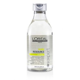 L'OREAL PROFESSIONNEL EXPERT SERIE - PURE RESOURCE PURIFYING SHAMPOO 250ML/8.4OZ