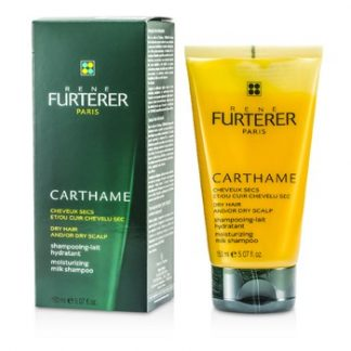 RENE FURTERER CARTHAME MOISTURIZING MILK SHAMPOO (FOR DRY HAIR AND/OR DRY SCALP) 150ML/5.07OZ