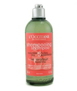L'OCCITANE AROMACHOLOGIE REPAIRING SHAMPOO (DRY & DAMAGED HAIR) 300ML/10.1OZ