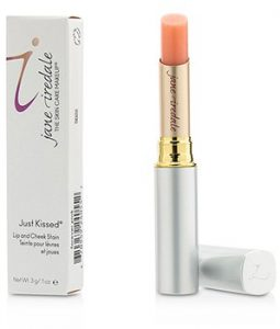 JANE IREDALE JUST KISSED LIP & CHEEK STAIN - FOREVER PINK 3G/0.1OZ