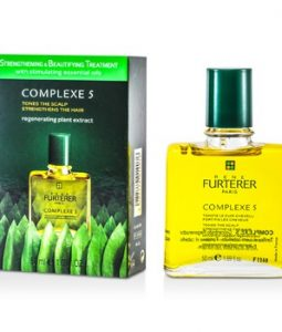 RENE FURTERER COMPLEXE 5 REGENERATING PLANT EXTRACT (TONES THE SCALP/ STRENGTHENS THE HAIR) 50ML/1.69OZ