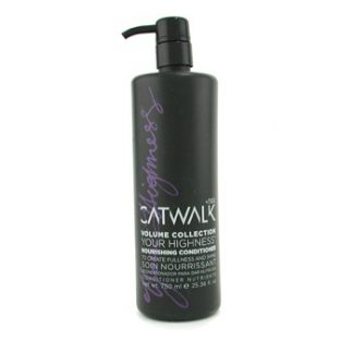 TIGI CATWALK YOUR HIGHNESS NOURISHING CONDITIONER 750ML/25.36OZ