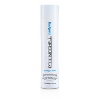 PAUL MITCHELL CLARIFYING SHAMPOO THREE (REMOVES CHLORINE AND IMPURITIES) 300ML/10.14OZ