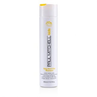 PAUL MITCHELL KIDS BABY DONT CRY SHAMPOO (GENTLE, TEARLESS WASH) 300ML/10.14OZ