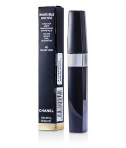 CHANEL INIMITABLE INTENSE MASCARA - # 40 ROUGE NOIR 6G/0.21OZ