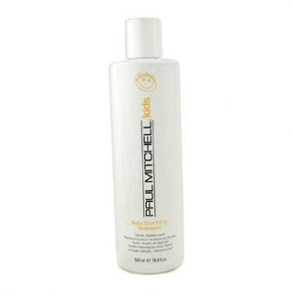 PAUL MITCHELL KIDS BABY DONT CRY SHAMPOO (GENTLE, TEARLESS WASH) 500ML/16.9OZ