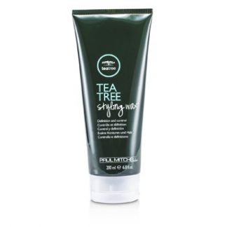 PAUL MITCHELL TEA TREE STYLING WAX (DEFINITION AND CONTROL) 200ML/6.8OZ