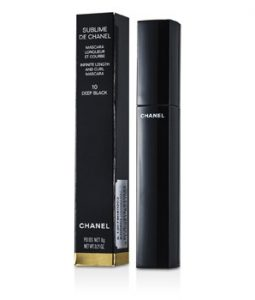 CHANEL SUBLIME DE CHANEL MASCARA - # 10 DEEP BLACK 6G/0.21OZ