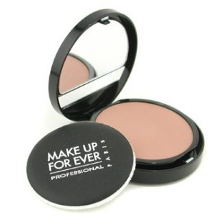 MAKE UP FOR EVER VELVET FINISH COMPACT POWDER - #5 (GOLDEN BEIGE) 10G/0.35OZ