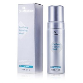 SKIN MEDICA PURIFYING FOAMING WASH 147.9ML/5OZ