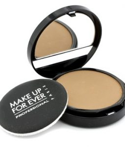 MAKE UP FOR EVER VELVET FINISH COMPACT POWDER - #10 (SUNTAN BEIGE) 10G/0.35OZ