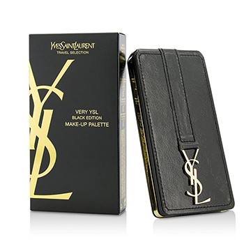 YVES SAINT LAURENT VERY YSL MAKEUP PALETTE (BLACK EDITION) 12.5G/0.42OZ