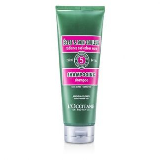 L'OCCITANE AROMACHOLOGIE RADIANCE AND COLOR CARE SHAMPOO (FOR COLOUR-TREATED HAIR) 250ML/8.4OZ