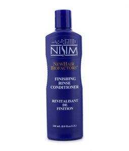 NISIM FINISHING RINSE CONDITIONER (FOR NORMAL TO DRY HAIR) 240ML/8OZ