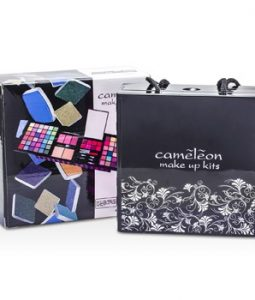 CAMELEON MAKEUP KIT 398: (72X EYESHADOW, 2X POWDER, 3X BLUSH, 8X LIPGLOSS, 1X MINI MASCARA, 6X APPLICATOR) -